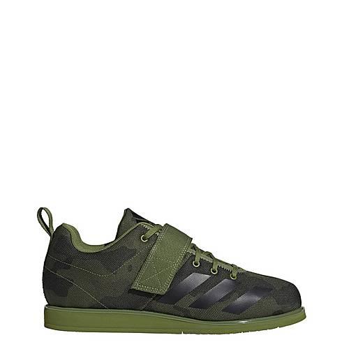 adidas Powerlift 4 Schuh Fitnessschuhe Herren Tech Olive Core Black Legend Earth im Online Shop von SportScheck kaufen
