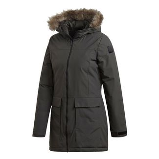 adidas XPLORIC Parka Funktionsjacke Damen Legend Earth