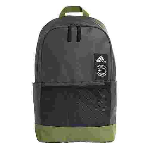 adidas Classic Urban Rucksack Daypack Herren Legend Earth Tech Olive Black im Online Shop von SportScheck kaufen