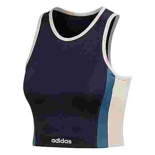 adidas Sport-BH Damen Legend Ink / Linen