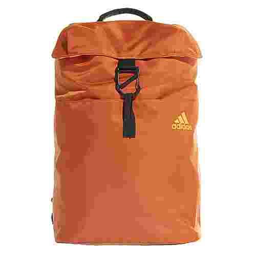 adidas Rucksack ID Flap Daypack Damen Tech Copper / Tech Copper / Flash Orange