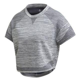 adidas Sweatshirt Damen Grey / Legend Ink