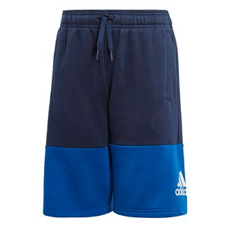 adidas Sport ID Shorts Funktionsshorts Kinder Collegiate Navy / Collegiate Royal / White