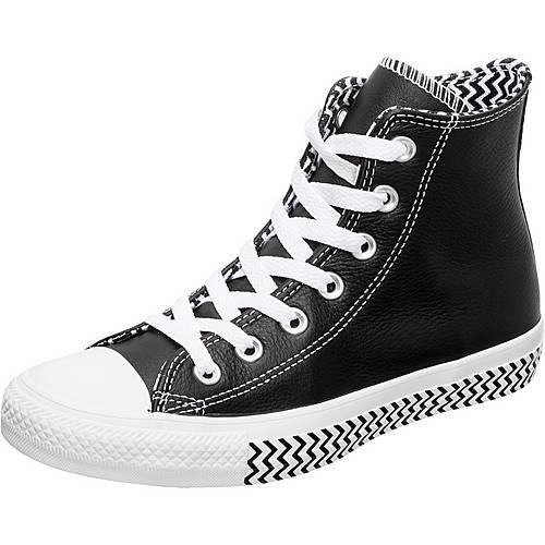 CONVERSE Chuck Taylor All Star HIgh Sneaker Damen schwarz