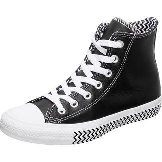 CONVERSE Chuck Taylor All Star HIgh Sneaker Damen schwarz / weiß