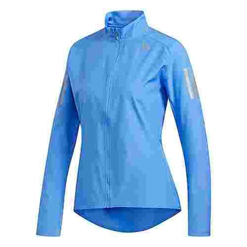 adidas Own the Run Jacke Regenjacke Damen Real Blue