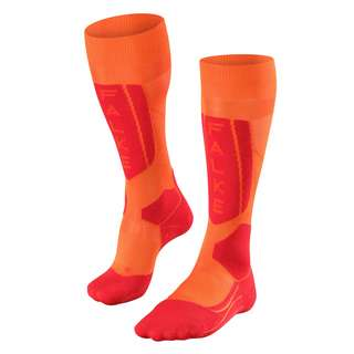 Falke SK5 Skisocken Damen flash orange (8034)