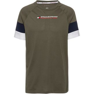Tommy Hilfiger T-Shirt Herren beetle