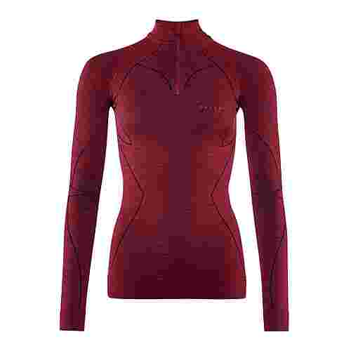 Falke Funktionsshirt Damen ruby (8830)
