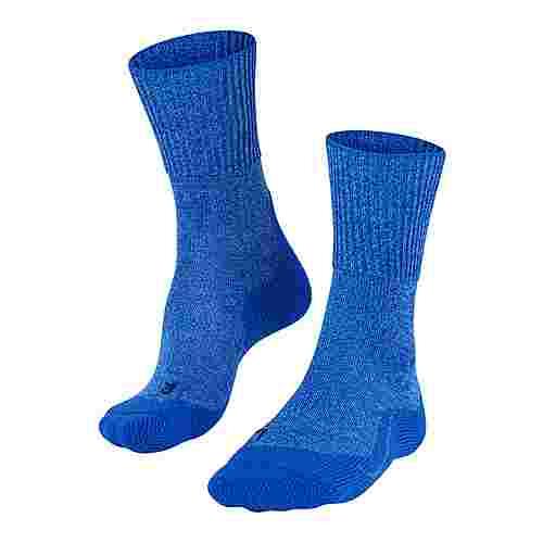 Falke TK1 Wool Wandersocken Damen blue note (6545)