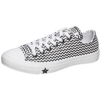 CONVERSE Chuck Taylor All Star OX Sneaker Damen weiß / schwarz