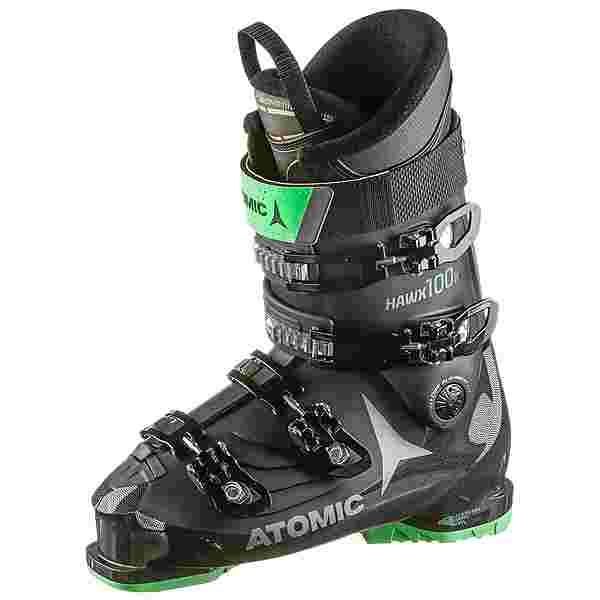 ATOMIC HAWX 2.0 100X Skischuhe black-green