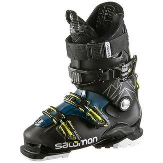 Salomon QST ACCESS X80 IIC Skischuhe Herren black-white-corail