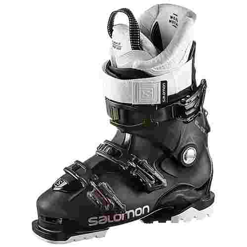 Salomon QST ACCESS X70 W IIC Skischuhe Damen black-white-ablue
