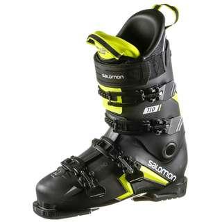 Salomon S/PRO 110 Skischuhe black-yellow