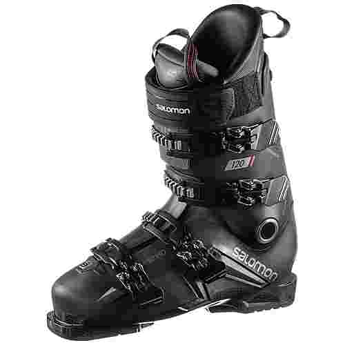Salomon S/PRO 120 Skischuhe black-belluga red