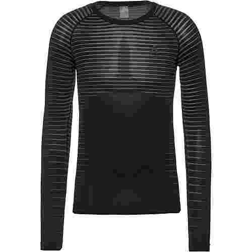 Odlo PERFORMANCE LIGHT Langarmshirt Herren black