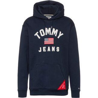 Tommy Jeans Hoodie Herren black iris