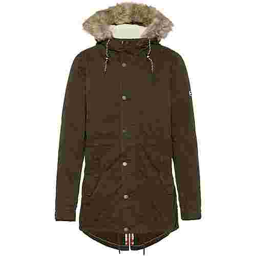 Tommy Hilfiger Parka Herren forest night