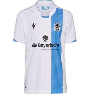 macron TSV 1860 München 19/20 Heim Fußballtrikot Kinder weiß
