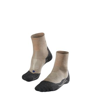 Falke TK2 Short Cool Wandersocken Damen nature mel (4100)