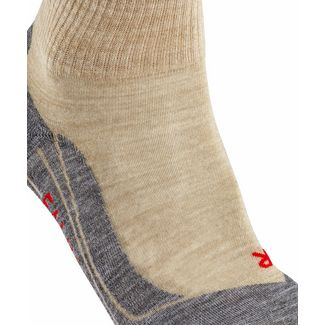 Falke TK5 Short Wandersocken Damen nature mel (4100)