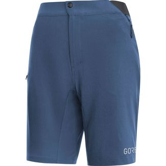 GORE® WEAR R5 Laufshorts Damen deep water blue