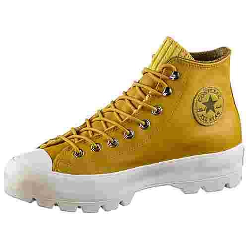 CONVERSE Lugged Winter Retrograde Sneaker Damen gold dart-olive flak-egret