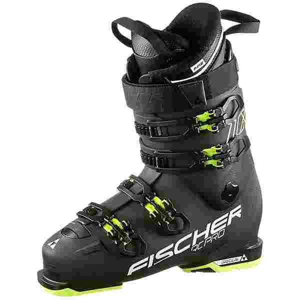 Fischer RC Pro 110X Skischuhe schwarz-gelb