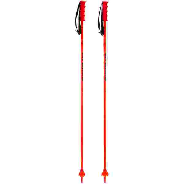 ATOMIC REDSTER JR Alpinskistock Kinder red-black