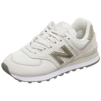 NEW BALANCE WL574 Sneaker Damen weiß