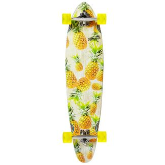 "OBFive OBFive Longboards Pineapple Vibes 38"" Longboard bunt"