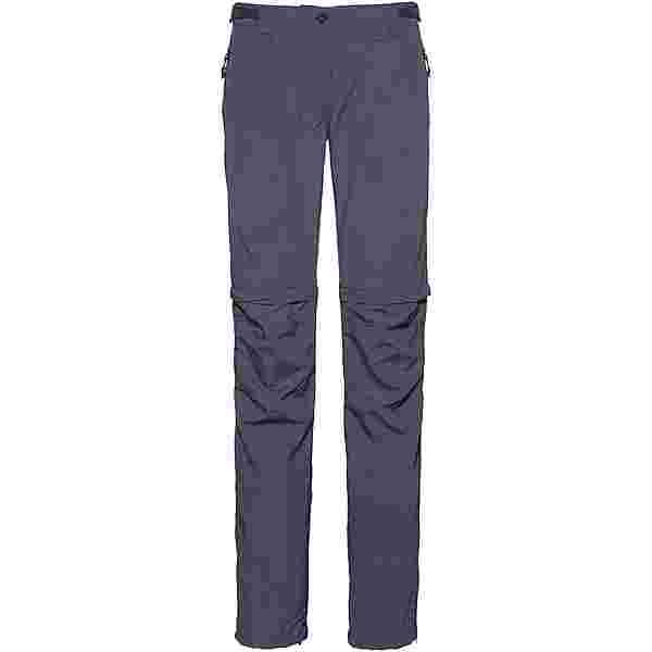 OCK Zipphose Damen graublau