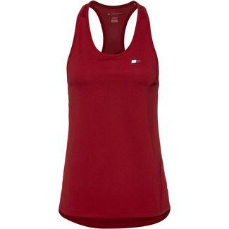 Tommy Sport Tanktop Damen biking red