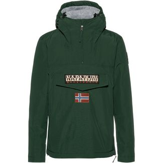 Napapijri Rainforest Windbreaker Herren hunter green 2