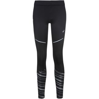 ASICS Lite Show Winter Lauftights Damen performance black