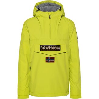 Napapijri Rainforest Windbreaker Herren yellow lime