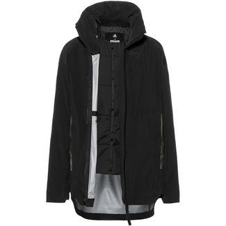 adidas MYSHELTER 3 in 1 Regenjacke Herren black