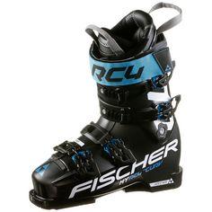 Fischer My Curv 110 Vacuum Skischuhe Damen schwarz-blau