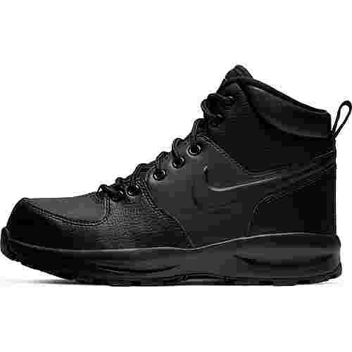 Nike Manoa Sneaker Kinder black-black-black