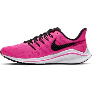 Nike Air Zoom Vomero 14 Laufschuhe Damen pink blast-black-true berry-white