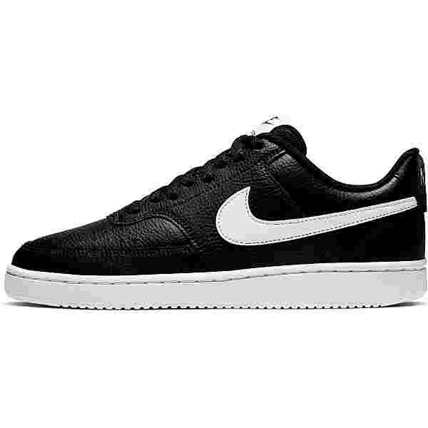 Nike Court Vision Sneaker Damen black-white