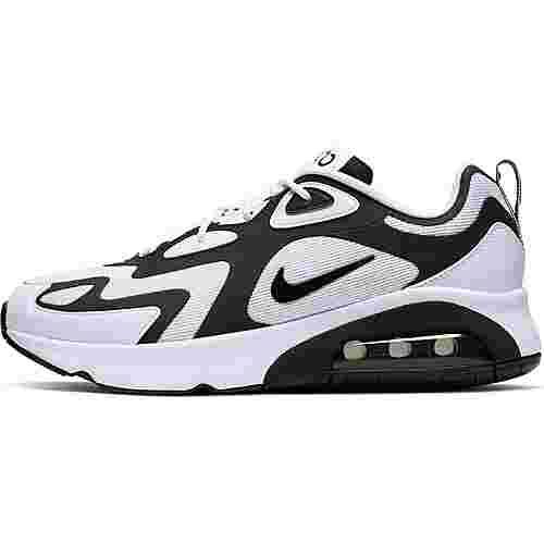 Nike Air Max 200 Sneaker Herren white-black-anthracite