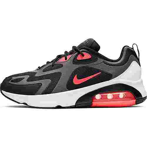 Nike Air Max 200 Sneaker Herren thunder grey-hot punch-black-wolf grey