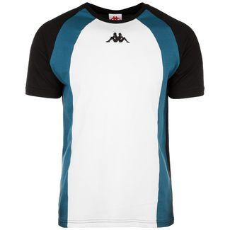 KAPPA Fynn T-Shirt Herren schwarz