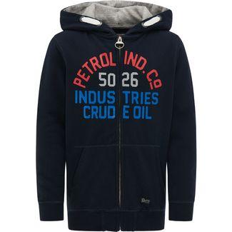 Petrol Industries Hoodie Kinder Deep navy