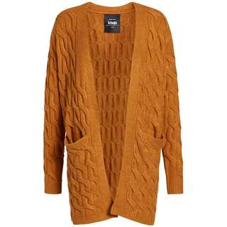 Khujo ANOUKA Strickjacke Damen orange
