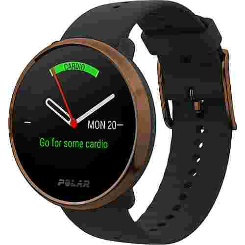 Polar Ignite Sportuhr black-copper