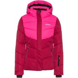 ICEPEAK LILLE Skijacke Kinder burgundy