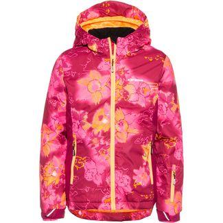 ICEPEAK LINN Skijacke Kinder burgundy